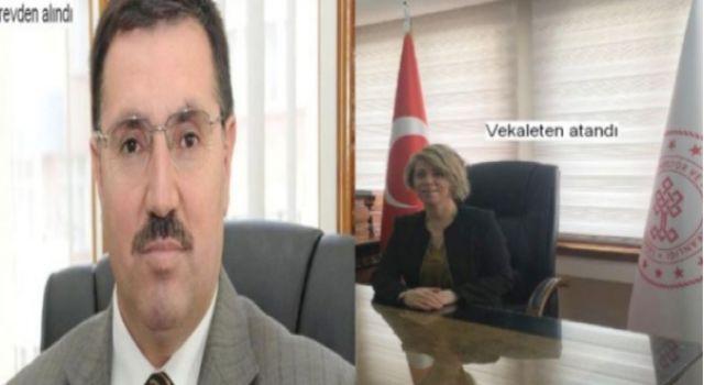 Antalya Kültür ve Turizm İl Müdürü Görevden Alındı