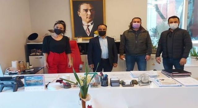 Analiz Eğitim Kurumlarından Muratpaşa Belediyesi Başkan Yardımcısı Oya KANSU 'ya ziyaret