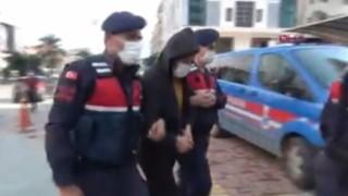 Alanya'da Bıçaklı Taciz