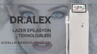 Dr.Alex :LAZER CİHAZLARA BÜYÜK İLGİ