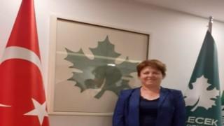 GELECEK PARTSİ Antalya Kadın Kolları Başkanı Havva GENCER;