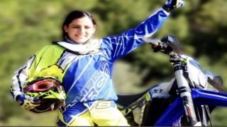 MOTORSİKLET SPORCUSU GÖKÇEN KABAŞ İLE ÖZEL RÖPORTAJ